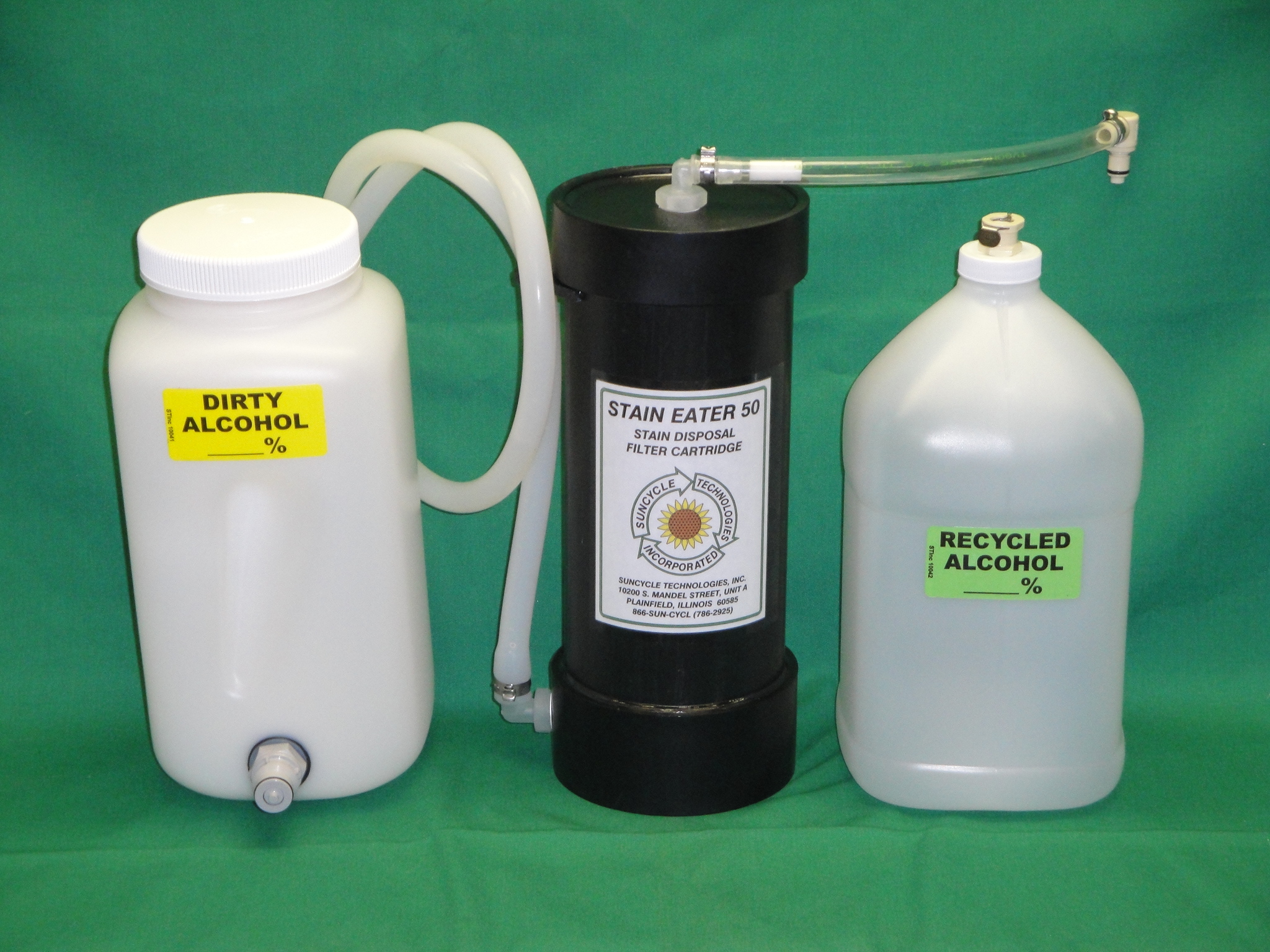 Stain Eater™ Solvent Recycling System